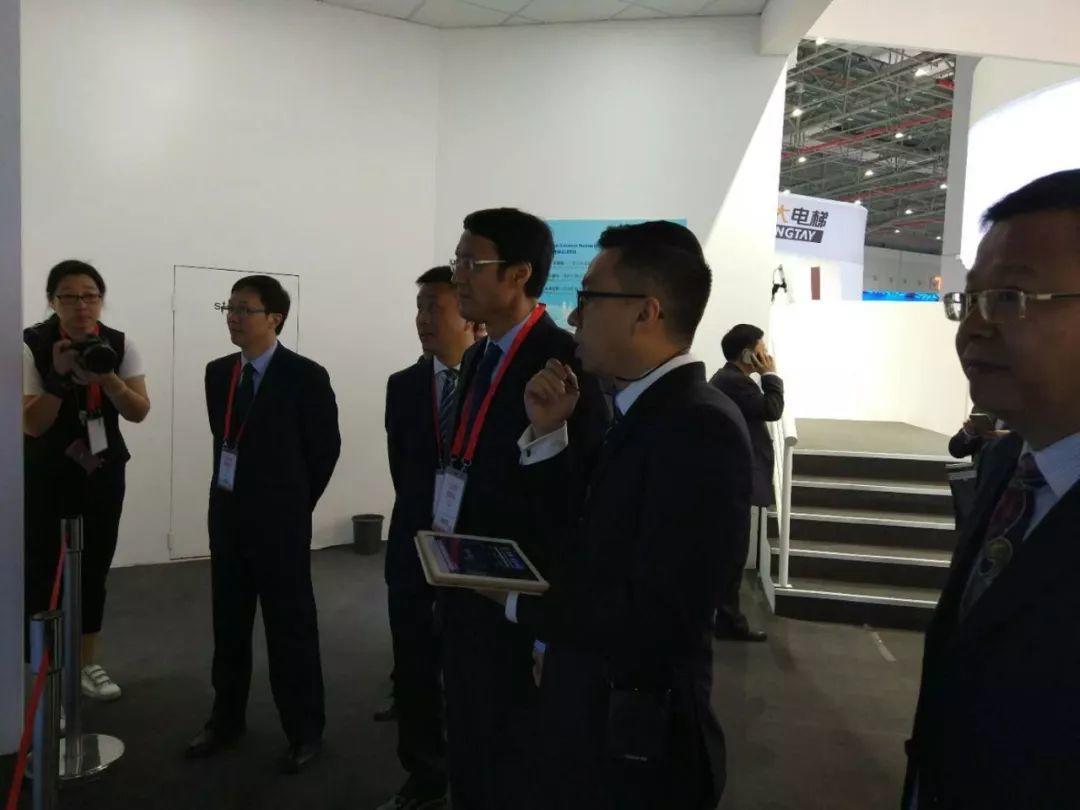 直击现场:2018年中国国际电梯展览会盛大开幕!
