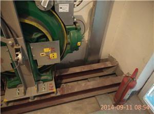 通力电梯进入调试阶段前需完善的工作